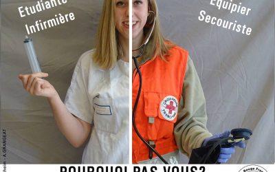 Mise en avant d'un bénévole – Margaux