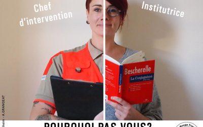 Mise en avant d'un bénévole – Mathilde